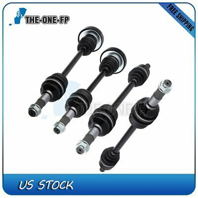 Complete Front Left CV Joint Axle for Honda TRX 450 Foreman 4x4 1998 1999-2004