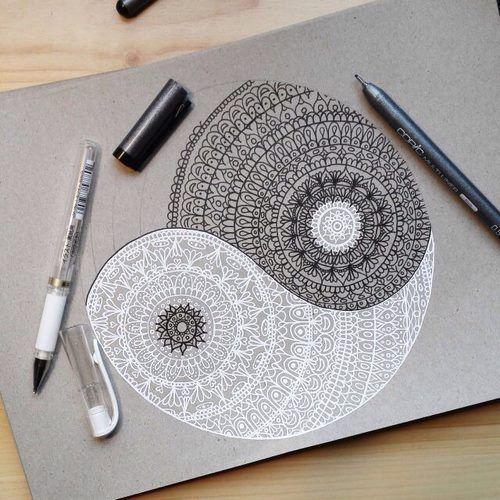 drawing art hippie hipster indie Grunge patterns Sketch ...