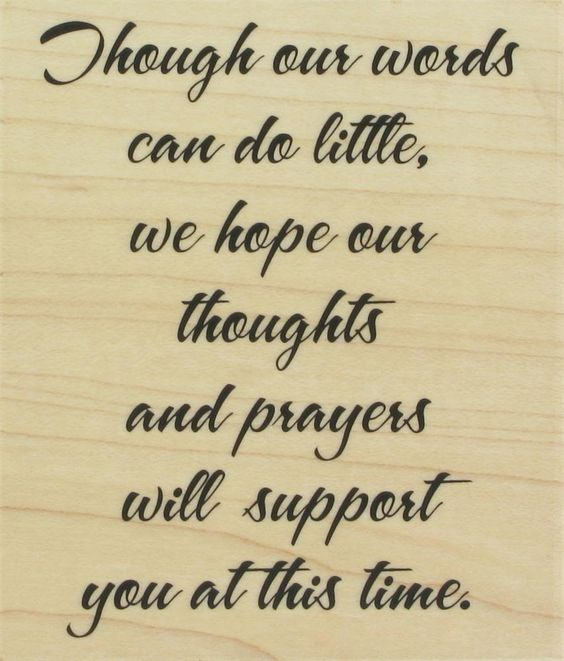 See Thoughts & Prayers by Verses Rubber Stamps on Addicted to Rubber Stamps!
