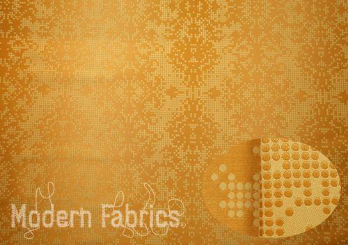 Luna Textiles Dots Damask KDD-5054 : Miso > Luna > Modern Fabrics Store