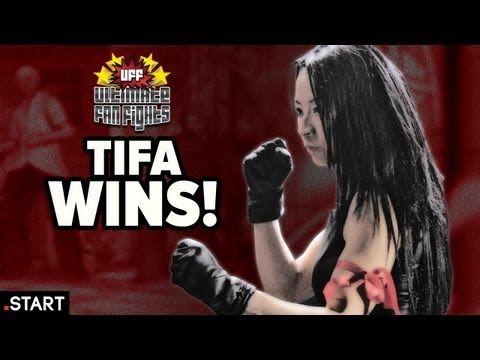 Tifa Wins! - Ultimate Fan Fights Ep. 5 (Chun-Li vs. Tifa)
