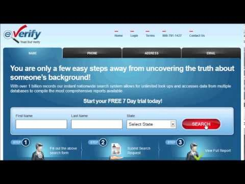 Unlimited Background Checks - Free Backround Check - Backround Check Review