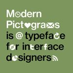 Free Icon Fonts (or pictograms)