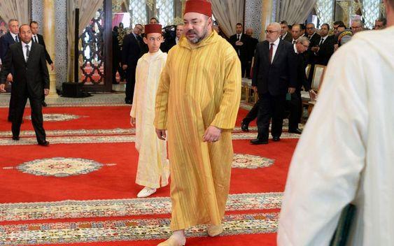 Le roi du Maroc Mohamed VI a appelé samedises compatriotes, en en…