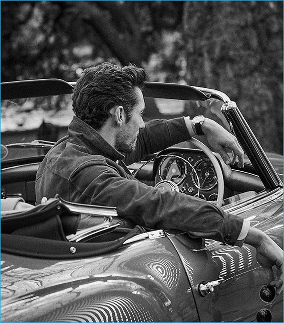 New pics: #DavidGandy photographed by #TomoBrejc for @TelegraphMag's Goodwood supplement