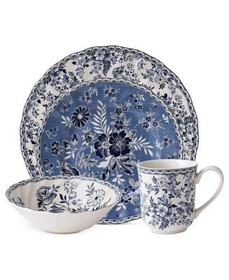 Johnson Bros. Dinnerware, Devon's Cottage Collection - Casual Dinnerware - Dining & Entertaining - Macy's