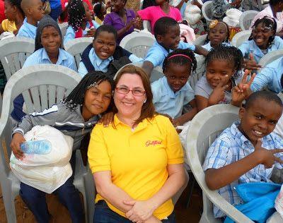Primavera da Vida: Um dia Solidário em Chokwé