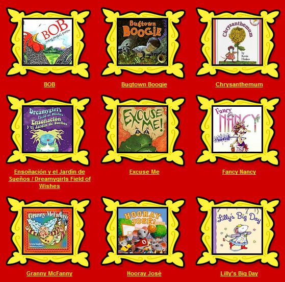 online read-alouds by celebs.. FREE!--great links