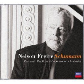 Nelson Freire: Schumann  Série Safira - 04/08 Sala São Paulo