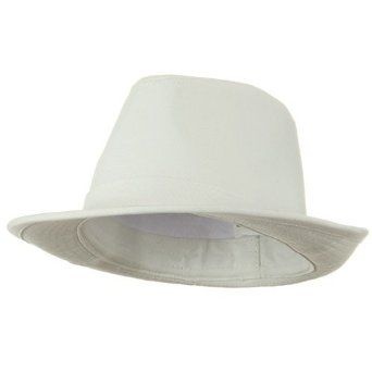 WHITE LITTLE BOYS  FEDORA HATS PICS | image unavailable image not available for color sorry this item is not ...