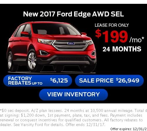 Varsity Ford New Ford Dealership In Ann Arbor Mi 48103 Ford News Lease Specials New Trucks