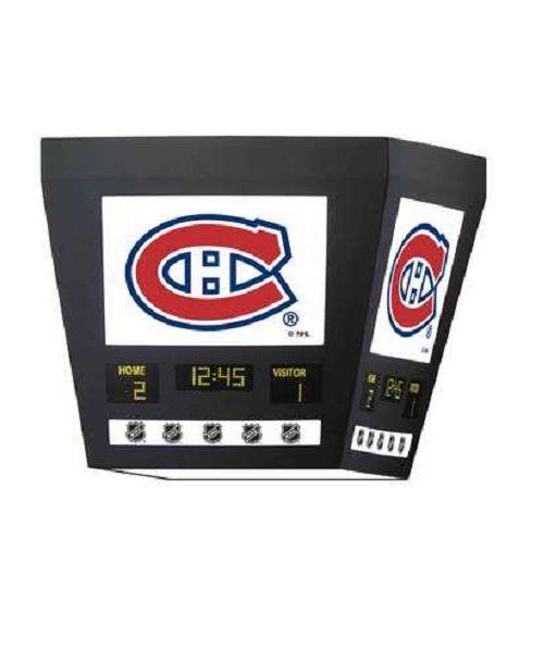 Canadiens Scoreboard Light Pro Hockey Life Sports