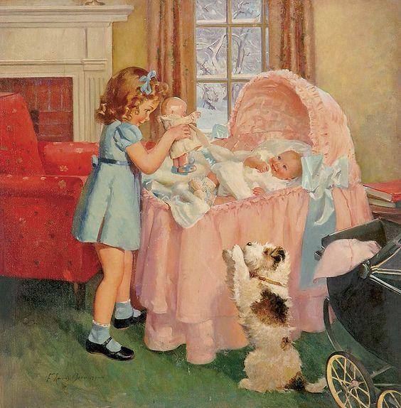 Love this vintage illustration!!!
