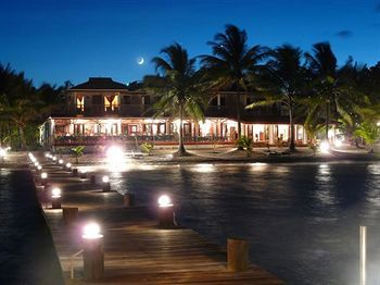 Staying here in Belize... Hehe!
