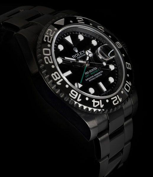 Rolex gmt master 2 Nero
