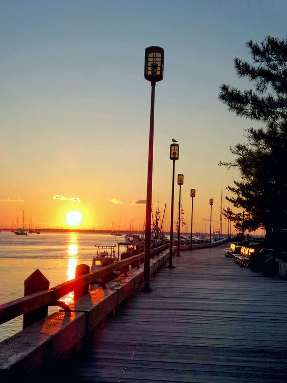 Newburyport Boardwalk.  Photo by Alison Tames, Newburyport Chamber of Commerce