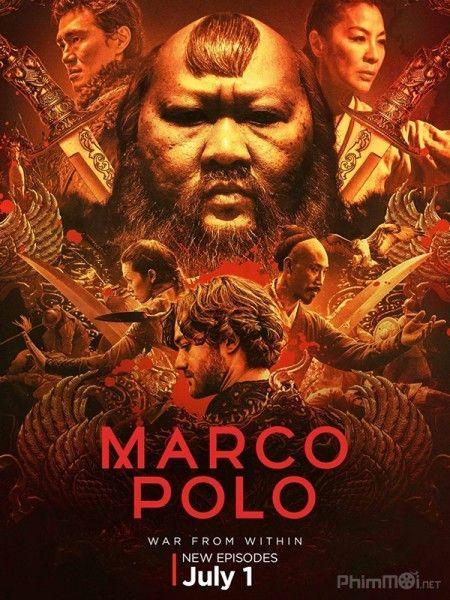 Phim Nhà Thám Hiểm Marco Polo (Phần 2)