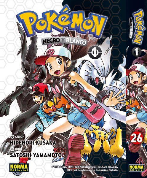 Aquest llibre tracte de l'aventura de un noi i una noia que emprenen una aventura, el noi per convertir-se en campió de la lliga pokémon i la noia formar els millors actors pokémon. Fitxa biblogràfica: Títol: Pokemon Blanco i Negro Autor: Hidenori Kusaka Ilustrador: Satoshi Yamamoto Editorial: Norma EDITORIAL http://www.normaeditorial.com/