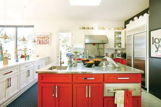 Fresh Picks! Inspiring Kitchen Ideas Room - Art Collective | California Home + Design