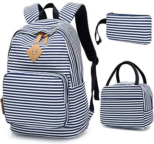 Valentines Day Heart Print Laptop Backpack High School Bookbag Casual Travel Daypack