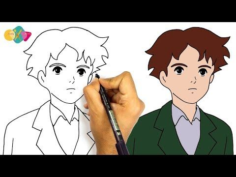 رسم روميو من انمي عهد الاصدقاء كيف ترسم روميو عهد الاصدقاء Youtube Boy Or Girl Anime Art