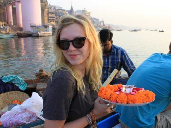 This Young Woman Doesn't Regret Traveling Around India On Her Own