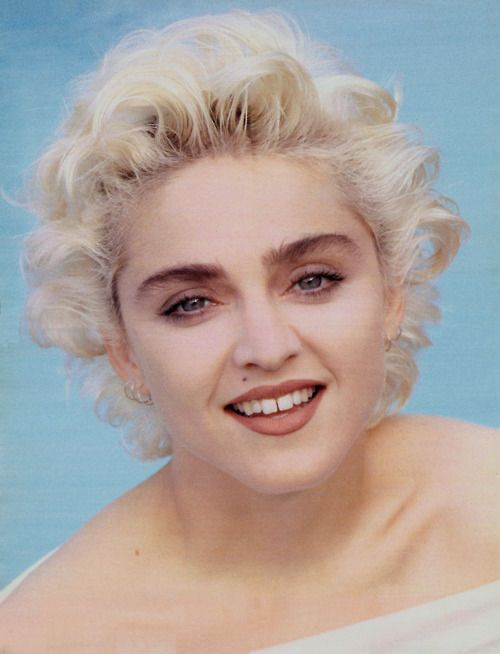 Image result for madonna Eyebrow