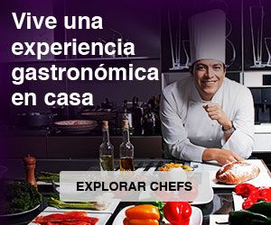 Chef a domicilio Cook in House