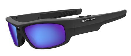 Gafas Pivothead HD Modelo Durango Glacier Blue