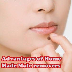 Advantages of Home Made Mole removers - Eve's Special