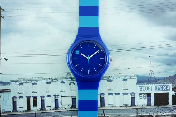 BLUES by Tenky Watches