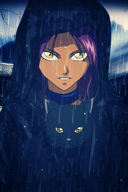 Yoruichi #Bleach She's one of my favourite characters in bleach, except maybe Urahara