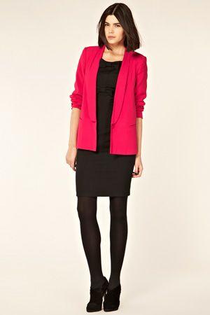 Slim Line Soft Jacket