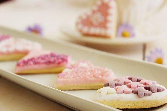 Cozinhadaduxa: Bolachinhas Decoradas com Pasta de Açúcar