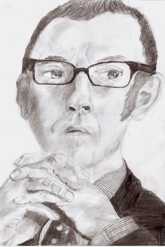 Finch from person of interest disclaimer i do not own poi art