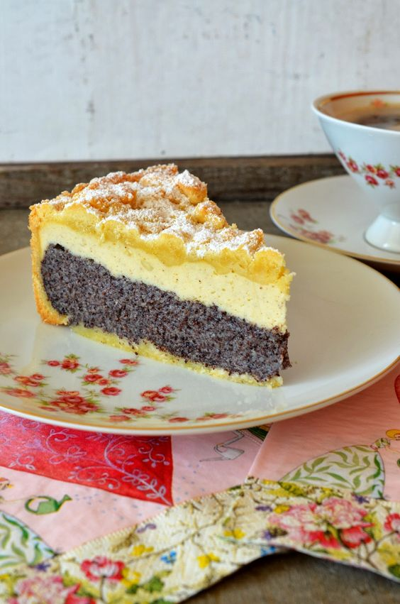 ninas kleiner food blog mohn k sekuchen mit streuseln einfach sammeln pinterest kuchen. Black Bedroom Furniture Sets. Home Design Ideas