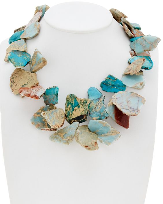 Devon Leigh 14K Fill Opal Up & Down Necklace is on Rue. Shop it now.