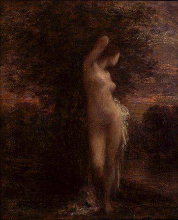 Henri Fantin Latour, La source dans le bois