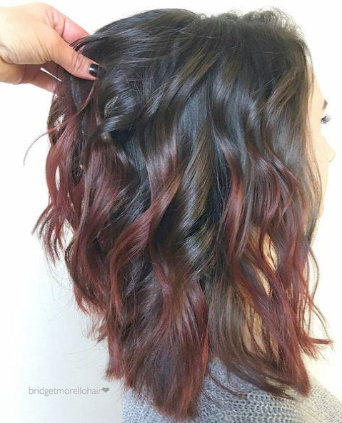 Fall Hair Color Ideas For Short Hair Some Hair Salon Near Me Korean Gaya Rambut Panjang Potongan Rambut Pendek Gaya Rambut Medium