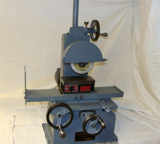 Sanford Sg48 Bench Top Surface Grinder Ideas For Future Tools Pinterest Tops Benches And