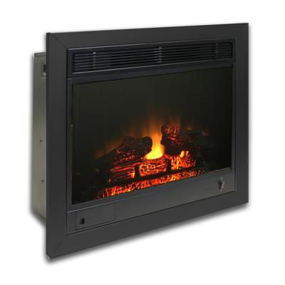 Paramount Fireplace Insert 23 Inch Ef 123 Bk Home Depot Canada Cozy Home Pinterest