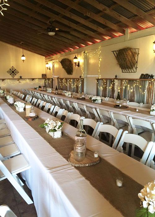 Oakwind Houston Barn Wedding Venues