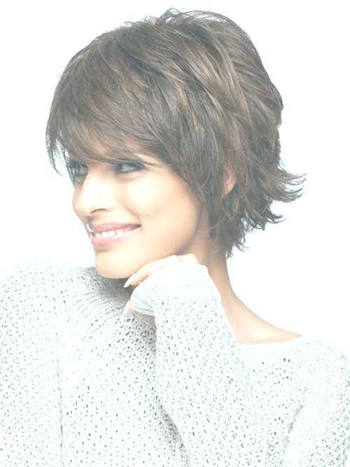 Layered Short Haircuts With Bangs Short Haircut No Styling Images Download Free Good Quali Short Stacked Hair Short Hair With Layers Short Layered Bob Haircuts
