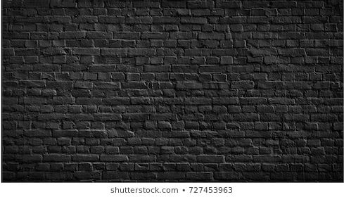 Black Brick Wall Texture Brick Surface For Background Vintage