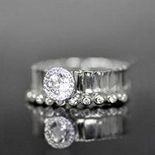 Wymarzony pierścionek zaręczynowy od Margisy - Wymarzone Obrączki