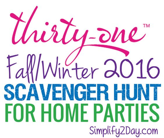 A fun and easy way to do product demos at Thirty-One Gifts parties!