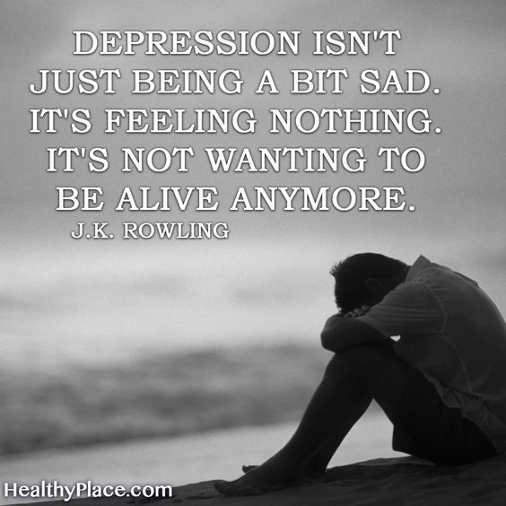 Saying Quotes About Sadness: To Be, Feelings And Depression On Pinterest