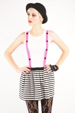 Diane Von Furstenburg Suspender Dress