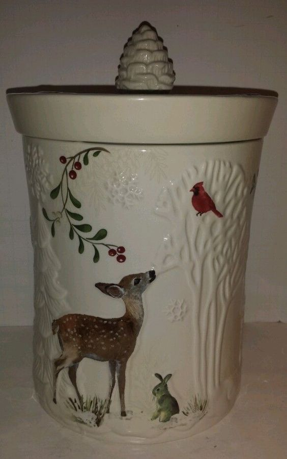 Gardens jars and home on pinterest for Better homes and gardens canisters