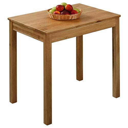 Offerta Di Oggi Tavolo Da Pranzo Tomas In Legno Di Rovere 100 Fsc 75x50x75cm A Eur 85 00 Invece Wall Mounted Folding Table Wood Folding Table Dining Table